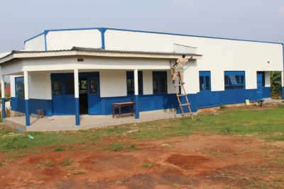 Constructed Kitchen and Dinning hall for Kkungu Primary School in Wakiso District